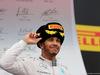 GP RUSSIA, 11.10.2015 - Gara, Lewis Hamilton (GBR) Mercedes AMG F1 W06 vincitore