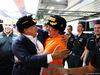 GP RUSSIA, 11.10.2015 - Gara, The father of terzo Sergio Perez (MEX) Sahara Force India F1 VJM08