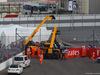 GP RUSSIA, 10.10.2015 - Free Practice 3, Crash, Carlos Sainz Jr (ESP) Scuderia Toro Rosso STR10