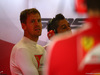 GP RUSSIA, 10.10.2015 - Free Practice 3, Sebastian Vettel (GER) Ferrari SF15-T