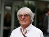 GP RUSSIA, 10.10.2015 -  Qualifiche, Bernie Ecclestone (GBR), President e CEO of FOM
