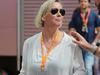 GP SPAGNA, 10.05.2015- Sabine Khem (GER) Michael Schumacher press office
