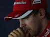 GP SPAGNA, 10.05.2015- after Gara official Fia Press Conference, Sebastian Vettel (GER) Ferrari SF15-T