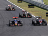 GP UNGHERIA, 26.07.2015 - Gara, Max Verstappen (NED) Scuderia Toro Rosso STR10 e Jenson Button (GBR)  McLaren Honda MP4-30.