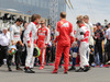 GP UNGHERIA, 26.07.2015 - Gara, Tribute to Jules Bianchi (FRA)
