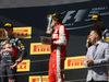 GP UNGHERIA, 26.07.2015 - Gara, 1st position Sebastian Vettel (GER) Ferrari SF15-T, secondo Daniil Kvyat (RUS) Red Bull Racing RB11 e terzo Daniel Ricciardo (AUS) Red Bull Racing RB11