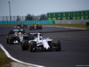 GP UNGHERIA, 26.07.2015 - Gara, Felipe Massa (BRA) Williams F1 Team FW37 davanti a Lewis Hamilton (GBR) Mercedes AMG F1 W06
