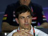 GP UNGHERIA, 24.07.2015 - Conferenza Stampa, Toto Wolff (GER) Mercedes AMG F1 Shareholder e Executive Director