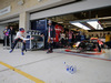 GP USA, 24.10.2015- Max Verstappen (NED) Scuderia Toro Rosso STR10 e Carlos Sainz Jr (ESP) Scuderia Toro Rosso STR10 play bowling waiting decision about Qualifiche session