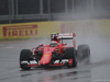 GP USA, 25.10.2015- Qualifiche, Kimi Raikkonen (FIN) Ferrari SF15-T