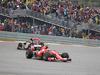 GP USA, 25.10.2015- Gara, Kimi Raikkonen (FIN) Ferrari SF15-T