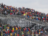 GP USA, 25.10.2015- Gara, Grandstand
