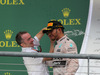 GP USA, 25.10.2015- Podium,  winner e 2015 F1 world champion Lewis Hamilton (GBR) Mercedes AMG F1 W06  with Paddy Lowe (GBR) Mercedes AMG F1 Executive Director