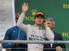 GP USA, 25.10.2015- Podium,  2nd Nico Rosberg (GER) Mercedes AMG F1 W06
