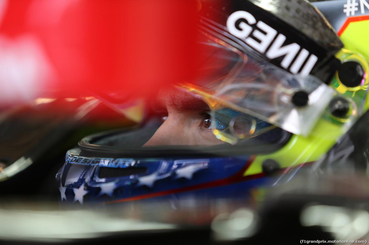 GP USA, 23.10.2015- Prove Libere 1, Pastor Maldonado (VEN) Lotus F1 Team E23