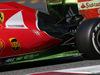 TEST F1 BARCELLONA 12 MAGGIO, Raffaele Marciello (ITA) Ferrari SF15-T Test Driver running flow-vis paint on the rear floor. 12.05.2015.