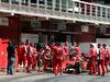 TEST F1 BARCELLONA 12 MAGGIO, Raffaele Marciello (ITA) Ferrari SF15-T Test Driver in the pits. 12.05.2015.