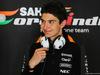 TEST F1 BARCELLONA 12 MAGGIO, Esteban Ocon (FRA) Sahara Force India F1 Team Test Driver. 12.05.2015.