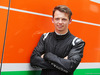 TEST F1 BARCELLONA 12 MAGGIO, Nick Yelloly (GBR) Sahara Force India F1 Test Driver. 12.05.2015.
