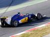 TEST F1 BARCELLONA 19 FEBBRAIO, Felipe Nasr (BRA) Sauber C34. 19.02.2015.
