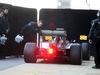 TEST F1 BARCELLONA 19 FEBBRAIO, Lewis Hamilton (GBR) Mercedes AMG F1 W06 in the pits. 19.02.2015.