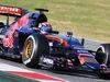 TEST F1 BARCELLONA 19 FEBBRAIO, Max Verstappen (NLD) Scuderia Toro Rosso STR10. 19.02.2015.