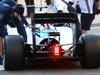 TEST F1 BARCELLONA 19 FEBBRAIO, Susie Wolff (GBR) Williams FW37 Development Driver rear diffuser detail. 19.02.2015. F
