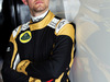 TEST F1 BARCELLONA 20 FEBBRAIO, Jolyon Palmer (GBR) Lotus F1 Team Test e Reserve Driver. 20.02.2015.