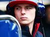 TEST F1 BARCELLONA 20 FEBBRAIO, Max Verstappen (NLD) Scuderia Toro Rosso. 20.02.2015.