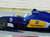 TEST F1 BARCELLONA 28 FEBBRAIO, Marcus Ericsson (SWE) Sauber C34. 28.02.2015.