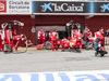 TEST F1 BARCELLONA 28 FEBBRAIO, Kimi Raikkonen (FIN) Ferrari SF15-T