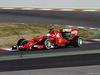 TEST F1 BARCELLONA 28 FEBBRAIO, Sebastian Vettel (GER) Ferrari SF15-T