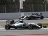 TEST F1 BARCELLONA 28 FEBBRAIO, Nico Rosberg (GER) Mercedes AMG F1 W06