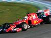 TEST F1 JEREZ 1 FEBBRAIO, Sebastian Vettel (GER) Ferrari SF15-T. 01.02.2015.