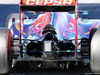 TEST F1 JEREZ 1 FEBBRAIO, Technical detail of the rear of the Toro Rosso 01.02.2015.