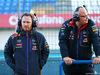 TEST F1 JEREZ 2 FEBBRAIO, (L to R): Christian Horner (GBR) Red Bull Racing Team Principal with Rob Marshall (GBR) Red Bull Racing Chief Engineering Officer. 02.02.2015.