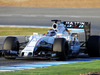 TEST F1 JEREZ 2 FEBBRAIO, Valtteri Bottas (FIN) Williams FW37 running sensor equipment. 02.02.2015.