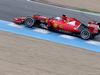 TEST F1 JEREZ 2 FEBBRAIO, Sebastian Vettel (GER), Ferrari  02.02.2015.