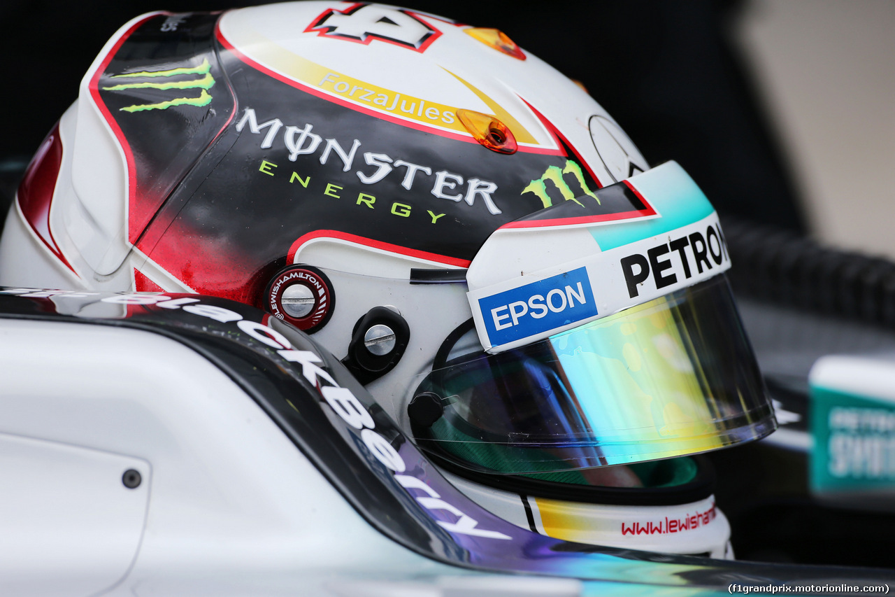TEST F1 JEREZ 2 FEBBRAIO, Lewis Hamilton (GBR) Mercedes AMG F1 W06. 02.02.2015.