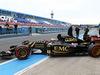 TEST F1 JEREZ 2 FEBBRAIO, Pastor Maldonado (VEN) Lotus F1 E23 leaves the pits. 02.02.2015.