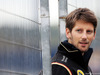 TEST F1 JEREZ 2 FEBBRAIO, Romain Grosjean (FRA) Lotus F1 Team. 02.02.2015.
