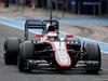 TEST F1 JEREZ 2 FEBBRAIO, Jenson Button (GBR), McLaren Honda  02.02.2015.