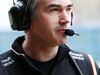 TEST F1 JEREZ 2 FEBBRAIO, Nick Chester (GBR) Lotus F1 Team Technical Director. 02.02.2015.