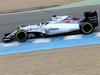TEST F1 JEREZ 2 FEBBRAIO, Valtteri Bottas (FIN), Williams F1 Team  02.02.2015.