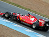 TEST F1 JEREZ 3 FEBBRAIO, Kimi Raikkonen (FIN) Ferrari SF15-T running sensor equipment. 03.02.2015.