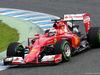 TEST F1 JEREZ 3 FEBBRAIO, Kimi Raikkonen (FIN) Ferrari SF15-T. 03.02.2015.