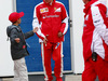 TEST F1 JEREZ 3 FEBBRAIO, Kimi Raikkonen (FIN) Ferrari. 03.02.2015.