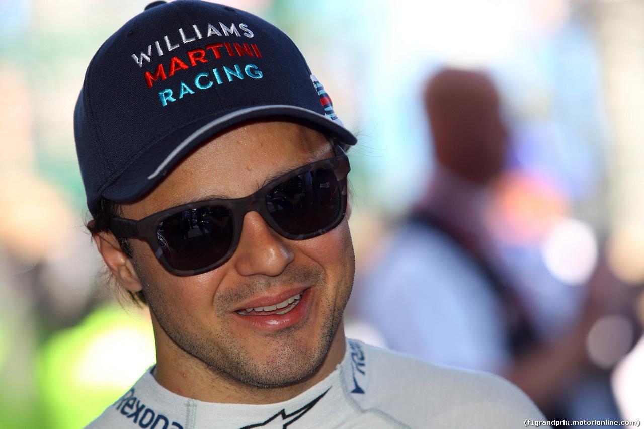 GP AUSTRALIA, 20.03.2016 - Felipe Massa (BRA) Williams FW38