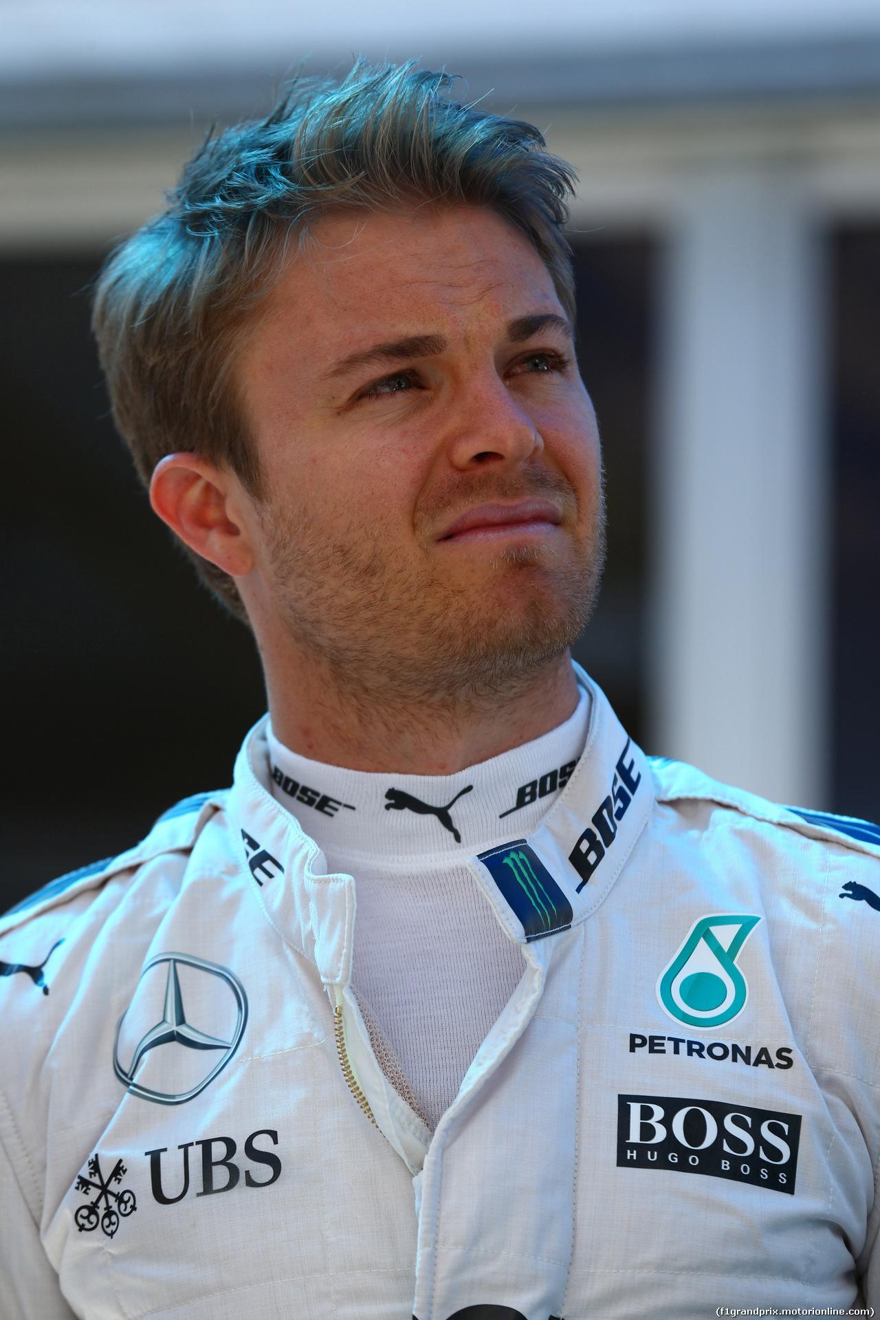 GP AUSTRALIA, 20.03.2016 - Nico Rosberg (GER) Mercedes AMG F1 W07 Hybrid
