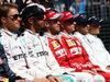GP AUSTRALIA, 20.03.2016 - Lewis Hamilton (GBR) Mercedes AMG F1 W07 Hybrid, Sebastian Vettel (GER) Ferrari SF16-H e Kimi Raikkonen (FIN) Ferrari SF16-H